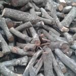 Leña para chimeneas