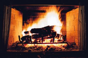 Leña para calefacción